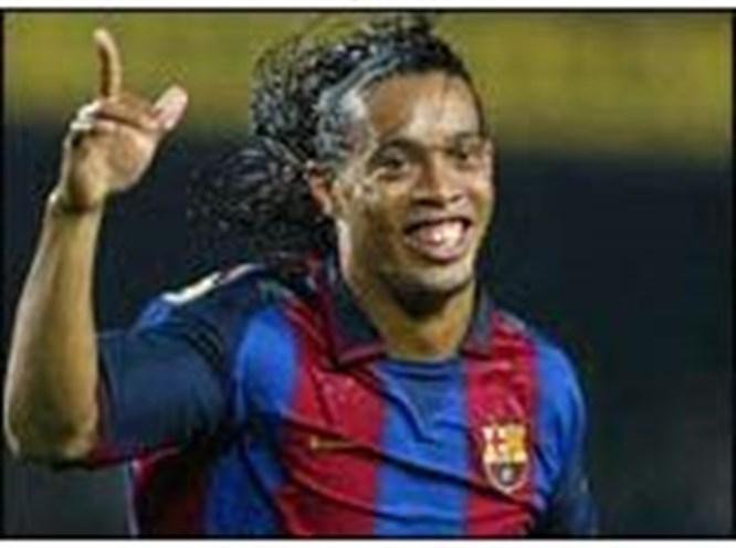 Ronaldinho tahttan inmiyor